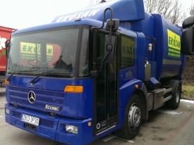 Mercedes Econic