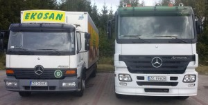 atego actros new